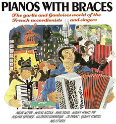 Pianos with Braces